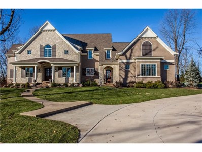 11540 Willow Springs Drive, Zionsville, IN 46077 - #: 21539919