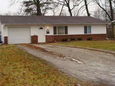 6155 Woodfox Court, Indianapolis, IN 46226 - MLS#: 21540066