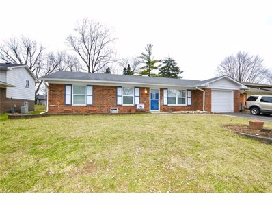 2610 N Constellation Drive, Indianapolis, IN 46229 - MLS#: 21540165