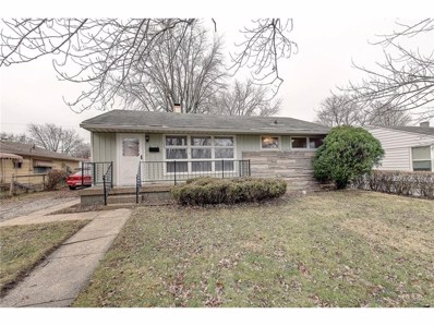 7855 E 49th Street, Lawrence, IN 46226 - MLS#: 21540295