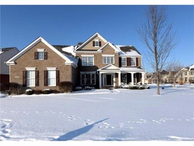 11583 Long Sotton Circle, Fishers, IN 46037 - #: 21540522