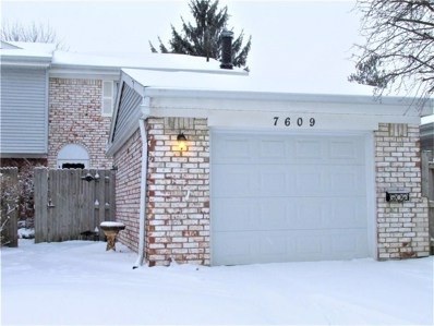 7609 Vintage Court, Lawrence, IN 46226 - MLS#: 21540688