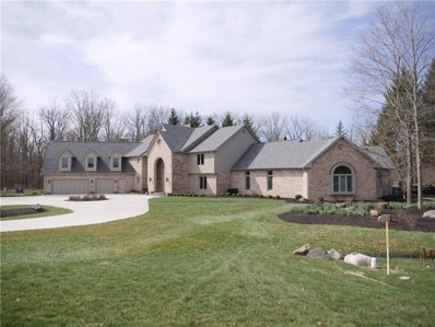 6500 Montana Springs Drive, Zionsville, IN 46077 - #: 21541015