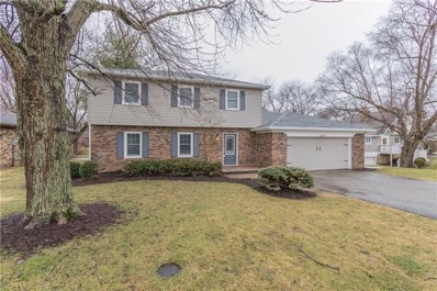 1411 Cottonwood Circle, Noblesville, IN 46062 - MLS#: 21541034