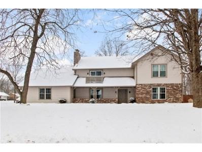 640 Cynthia Lane, Whiteland, IN 46184 - #: 21541110