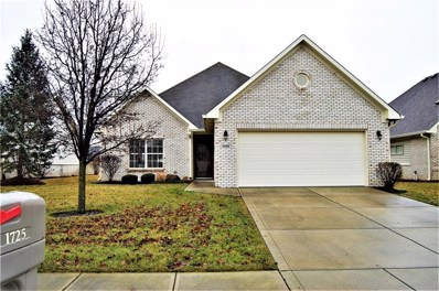 1725 Stonewall Circle, Greenfield, IN 46140 - #: 21541115