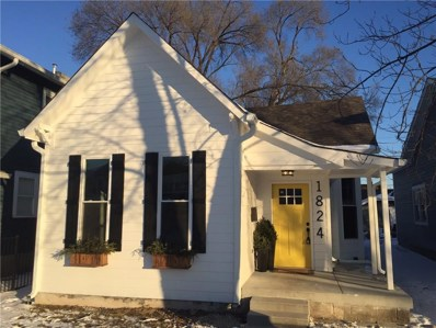 1824 Woodlawn Avenue, Indianapolis, IN 46203 - #: 21541147