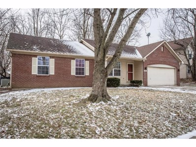 6002 Oakforge Lane, Indianapolis, IN 46254 - #: 21541288
