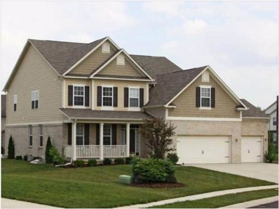 9307 Woodslake Drive, Indianapolis, IN 46278 - #: 21541297