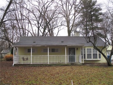 2109 Ruth Drive, Indianapolis, IN 46240 - MLS#: 21541429