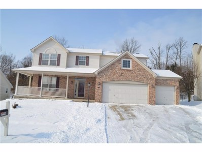 1296 White Ash Drive, Greenwood, IN 46143 - MLS#: 21541555