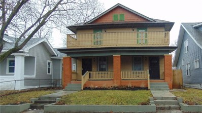 2918 N Ruckle Street, Indianapolis, IN 46205 - #: 21541849
