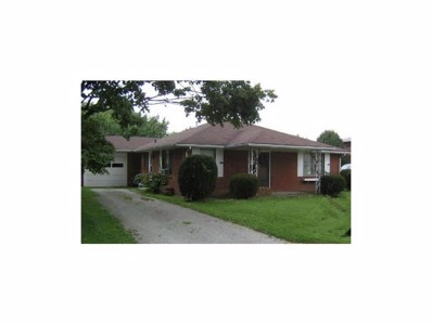 725 Alhambra Drive, Anderson, IN 46012 - #: 21541952
