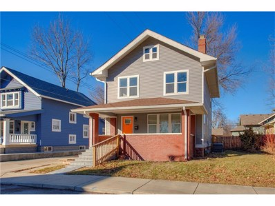 614 E 33RD Street, Indianapolis, IN 46205 - #: 21542100