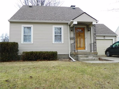 354 W 38th Street, Anderson, IN 46013 - #: 21542157