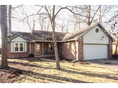 444 Old Hickory Lane, Greenwood, IN 46142 - #: 21542232
