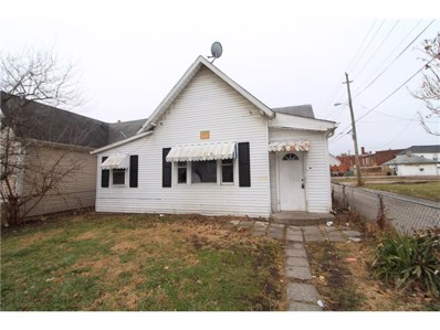 1116 Dawson Street, Indianapolis, IN 46203 - #: 21542370