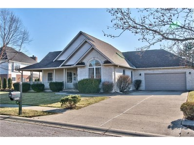 6401 E Chapel Hill Court, Camby, IN 46113 - MLS#: 21542388