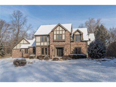 11350 Valley Meadow Drive, Zionsville, IN 46077 - #: 21542437