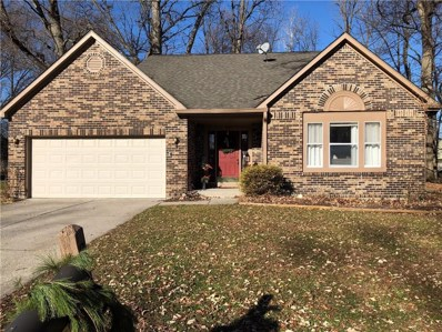8730 Ginnylock Drive, Indianapolis, IN 46256 - #: 21542557