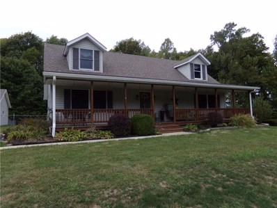 9104 N County Road 400 W, Roachdale, IN 46172 - MLS#: 21542601