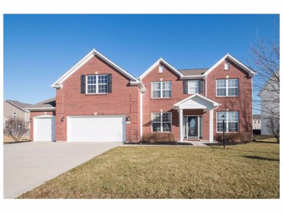 9709 Brook Meadow Drive, McCordsville, IN 46055 - #: 21542623