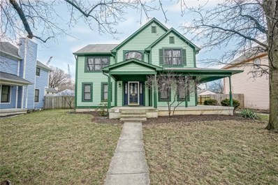 2615 N New Jersey Street, Indianapolis, IN 46205 - MLS#: 21542627