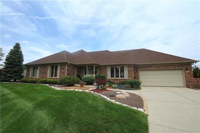 3028 Sandwedge Court, Greenwood, IN 46143 - #: 21542774