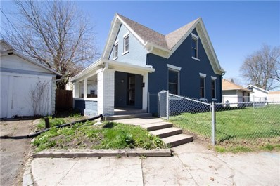 1424 N Hamilton Avenue, Indianapolis, IN 46201 - #: 21542900