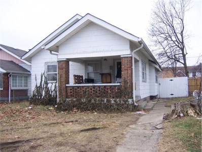 1913 W Wilkins Street, Indianapolis, IN 46221 - MLS#: 21542945