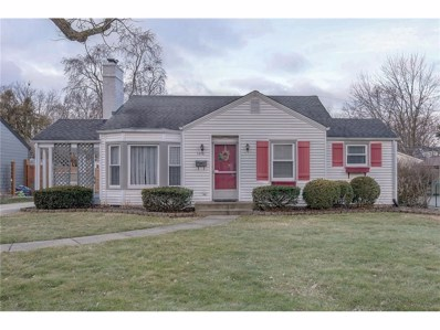 5418 Rosslyn Avenue, Indianapolis, IN 46220 - #: 21542993