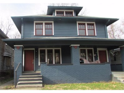 3632 Salem Street, Indianapolis, IN 46208 - #: 21543109