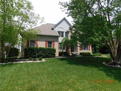 1330 Wood Valley Court, Zionsville, IN 46077 - #: 21543139