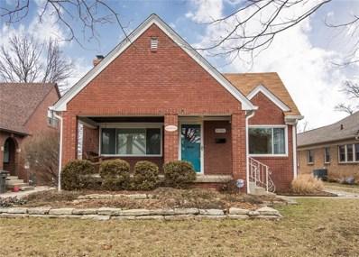 6044 E Saint Joseph Street, Indianapolis, IN 46219 - #: 21544220