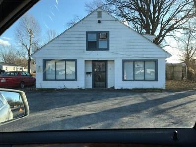 3002 Villa Avenue, Indianapolis, IN 46237 - #: 21544374