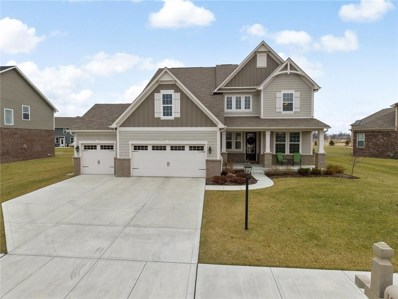 10072 Copper Saddle Bend, Fishers, IN 46040 - #: 21544425
