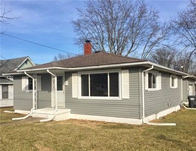 1102 Indiana Avenue, Anderson, IN 46012 - #: 21544454