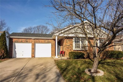 8002 Cardinal Cove W, Indianapolis, IN 46256 - #: 21544481