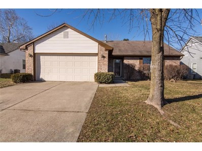 3702 Foxtail Drive, Indianapolis, IN 46235 - MLS#: 21544507