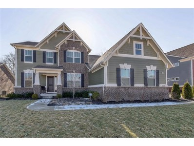 7507 Independence Drive, Zionsville, IN 46077 - #: 21544632