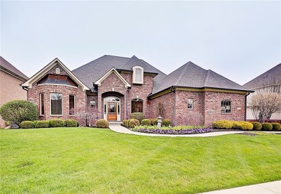 7548 Peach Blossom Place, Indianapolis, IN 46254 - MLS#: 21544640