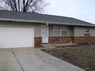 8702 Spring Valley Lane, Indianapolis, IN 46231 - #: 21544689