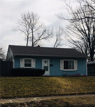 6125 Windsor Drive, Indianapolis, IN 46219 - #: 21544841