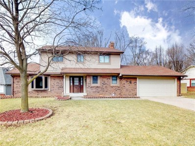 8728 Winding Ridge Road, Indianapolis, IN 46217 - #: 21544843