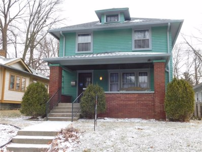 2217 Nowland Avenue, Indianapolis, IN 46201 - #: 21544866
