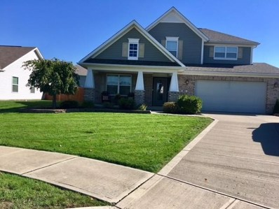 611 Melrose Court, Greenfield, IN 46140 - #: 21544891