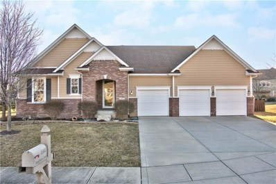 15817 Knighton Court, Westfield, IN 46074 - #: 21544914