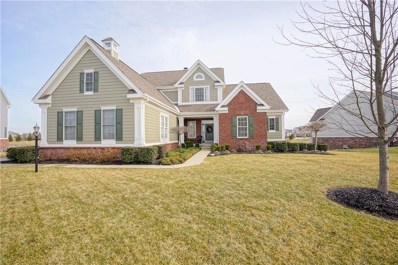 13883 Cloverfield Circle, Fishers, IN 46038 - #: 21544954