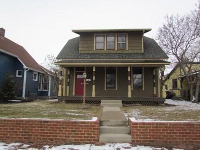 1224 E Cherry Street, Noblesville, IN 46060 - #: 21544970