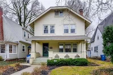 5449 N College Avenue, Indianapolis, IN 46220 - MLS#: 21545044